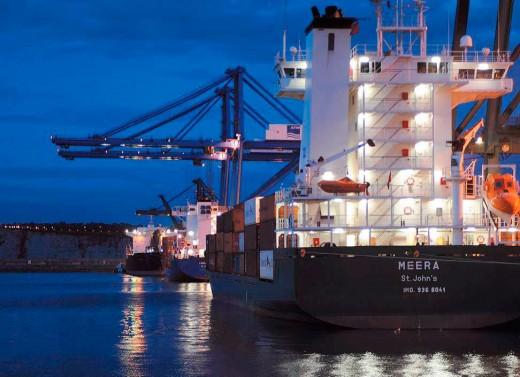 servicio logistico multimodal