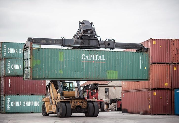 Los contenedores más utilizados en transporte multimodal - Bilogistik