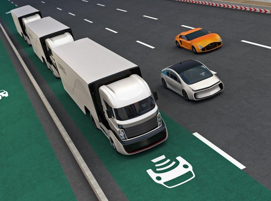 El futuro del transporte de mercancías terrestre