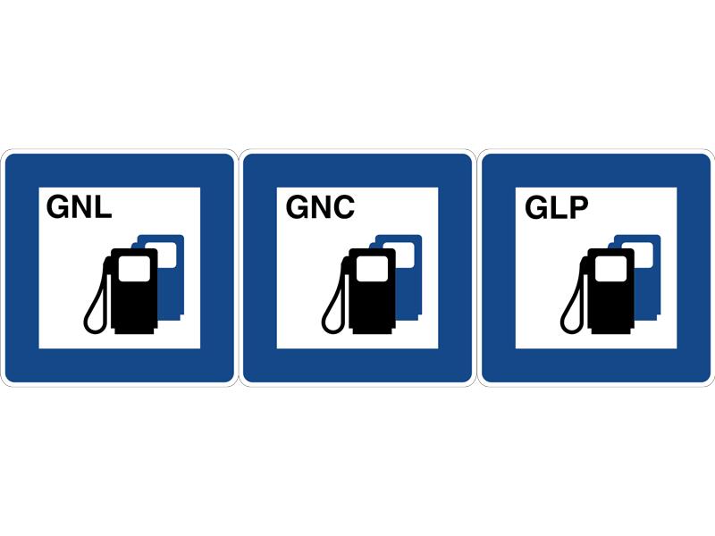 GNL, GNC y GLP: transporte por carretera a todo gas