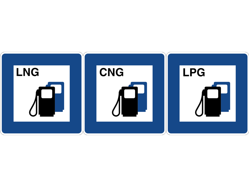 LNG, CNG and LPG: full steam ahead for road transport