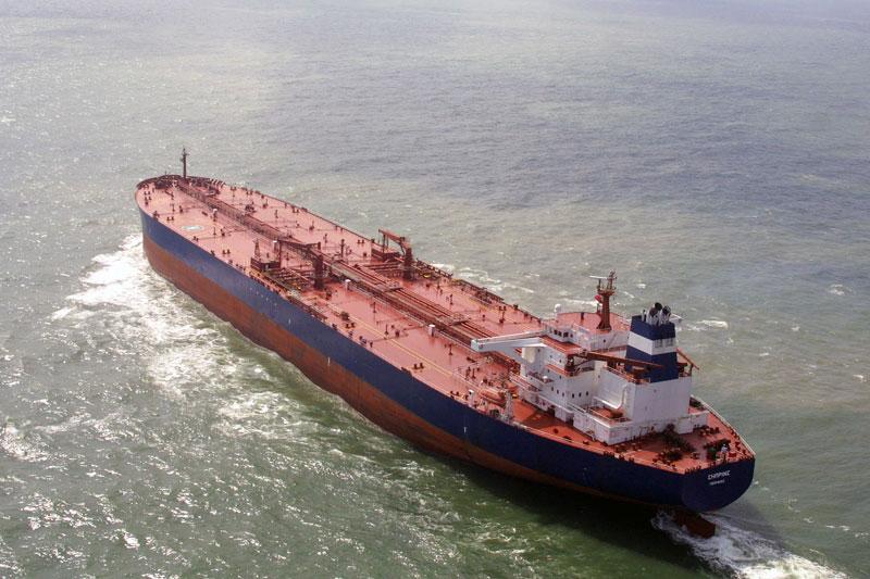 Barco petrolero