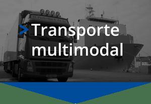 Transporte de mercancías multimodal