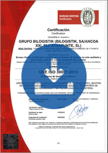 ISO 39001:2013