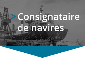 Consignataire de navires