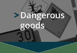 Dangerous goods' freight