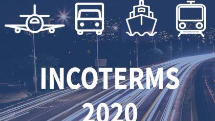 En 2020 entrarán en vigor los nuevos Incoterms