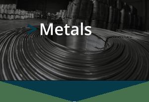 Metals' freight