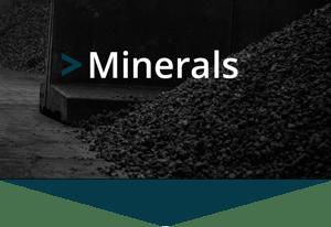 Minerals' freight