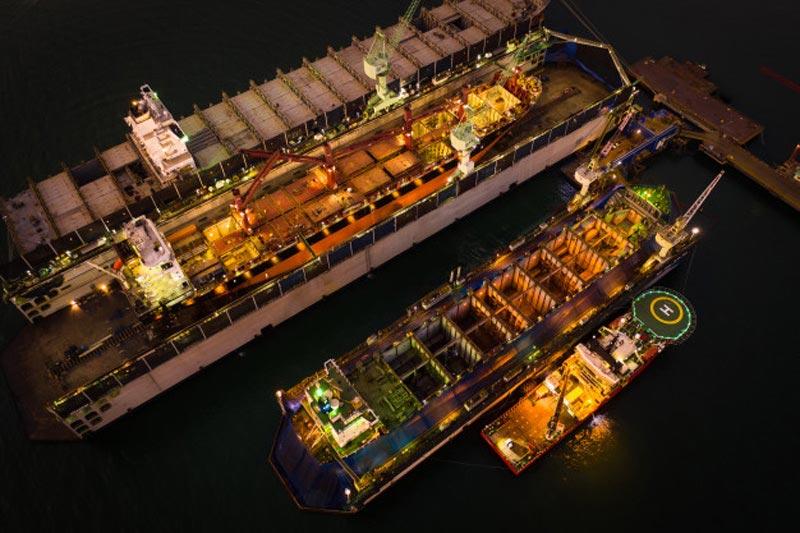 Tipos de buque según la carga que transportan