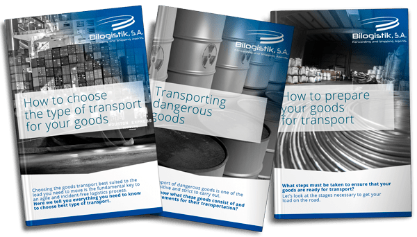 Downloadable guides about freight transport