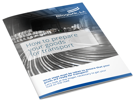 How to prepare your goods for transport