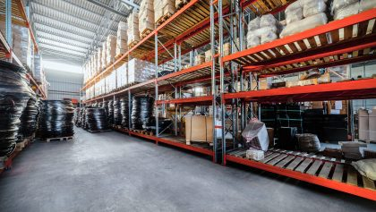 The importance of storage in the logistics chain