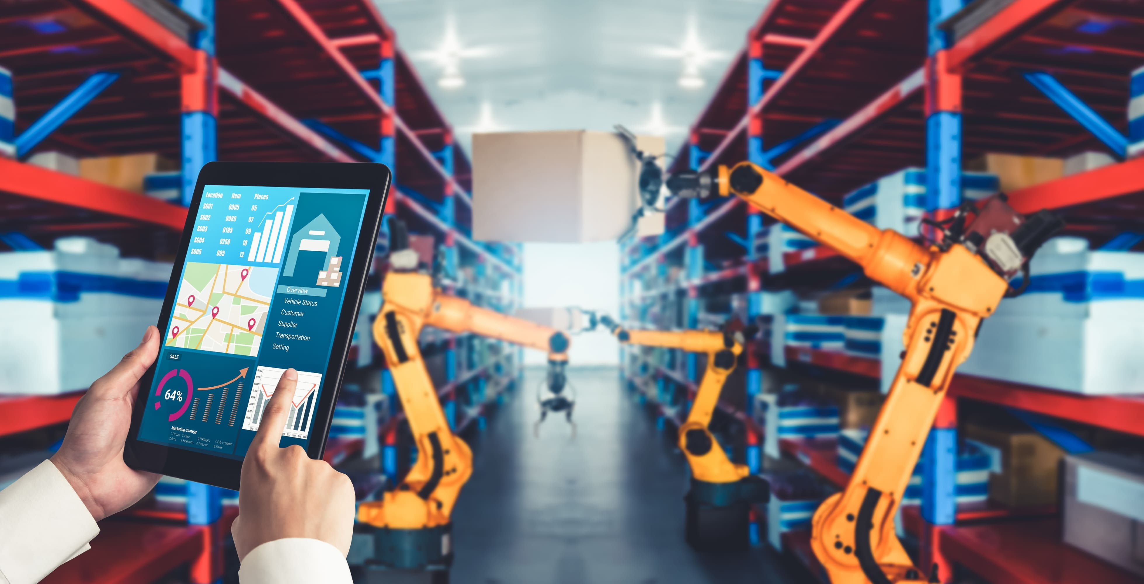Why logistics chain management is so important